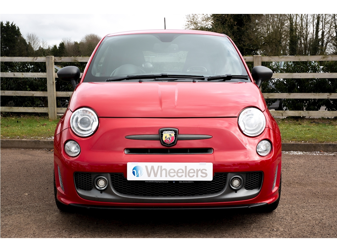 Abarth 500 595 Competizione 1.4 3dr Hatchback Manual Petrol