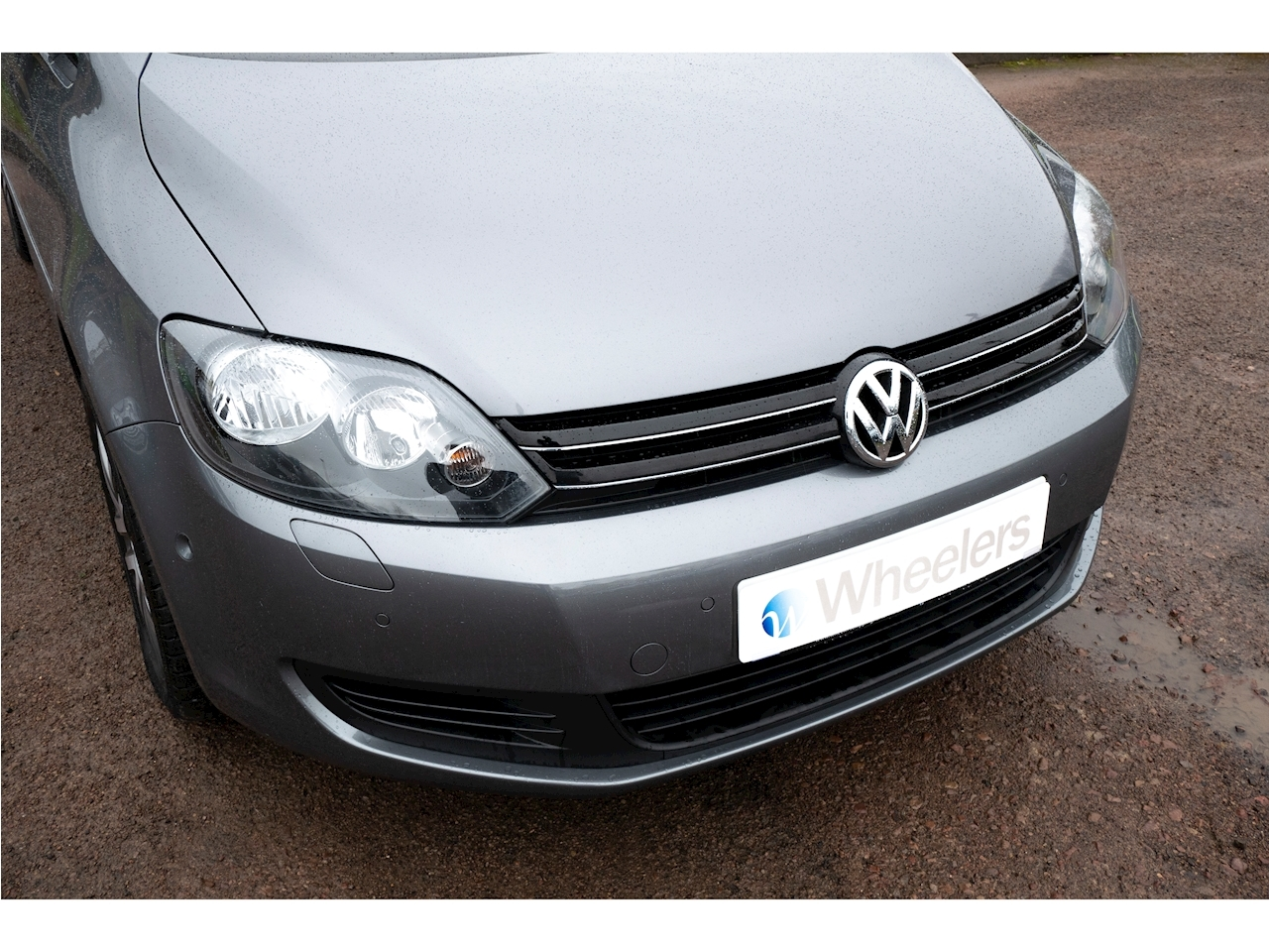 Volkswagen Golf Plus Se Tsi Hatchback 1.4 Manual Petrol