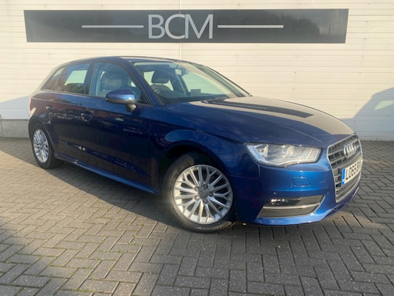 A3 SE Technik Sportback 1.6 Manual Diesel