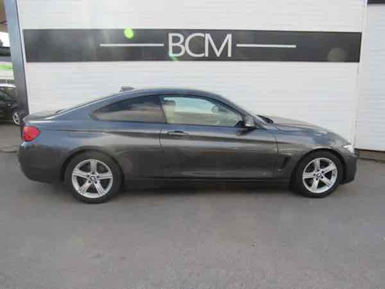 4 Series 420d SE Coupe Coupe 2.0 Automatic Diesel