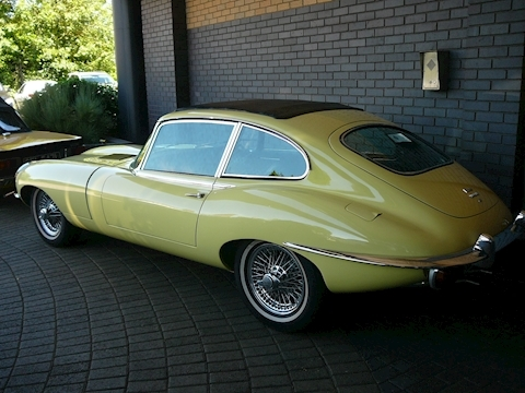 'E' Type Series2 2+2 4.2 3dr Sports Petrol