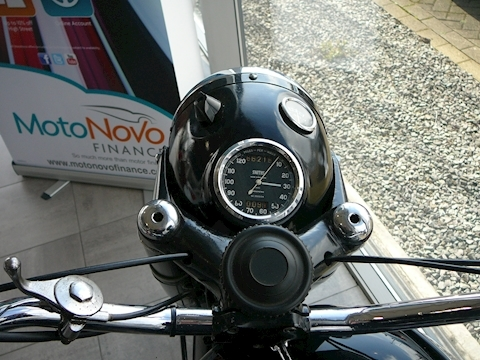 Model 31 650 0.7 Motorcycle Petrol