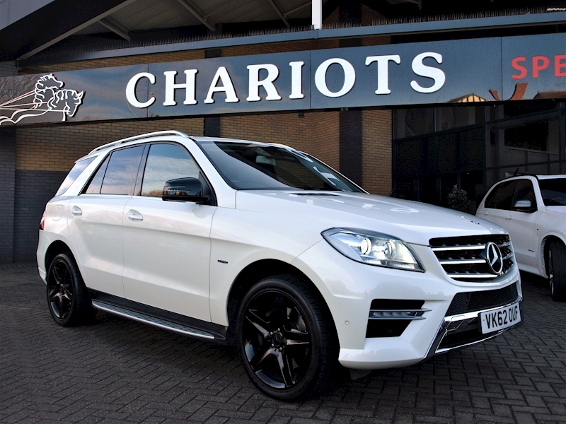 M-Class Ml350 Bluetec Sport Estate 3.0 Automatic Diesel