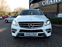 Mercedes M-Class Ml350 Bluetec Sport - Thumb 4
