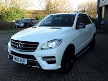 Mercedes M-Class Ml350 Bluetec Sport - Thumb 5