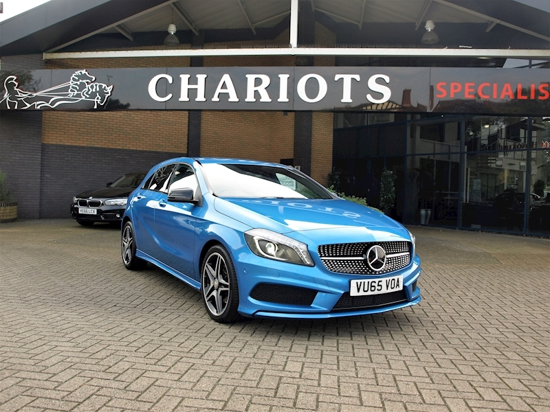 A-Class A200 Cdi Amg Night Edition Hatchback 2.1 Automatic Diesel