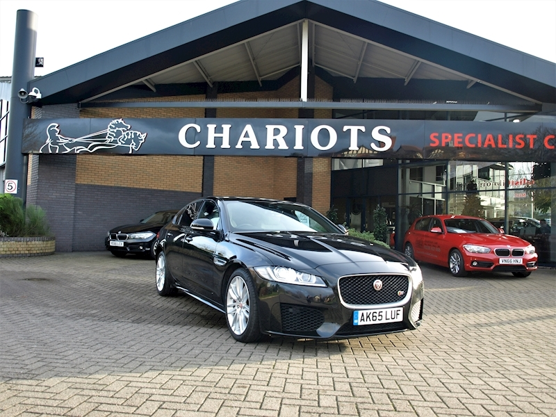 Xf V6 S Saloon 3.0 Automatic Petrol