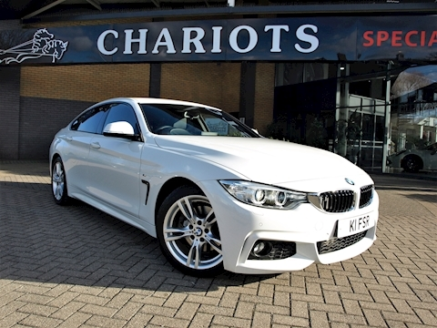 Bmw 4 Series 428I M Sport Gran Coupe