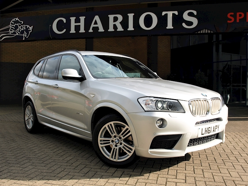 X3 Xdrive30d M Sport Estate 3.0 Automatic Diesel