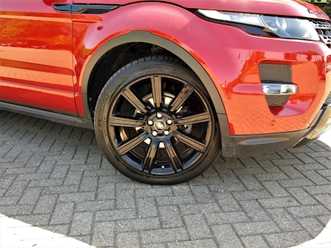 Range Rover Evoque Sd4 Dynamic Estate 2.2 Automatic Diesel