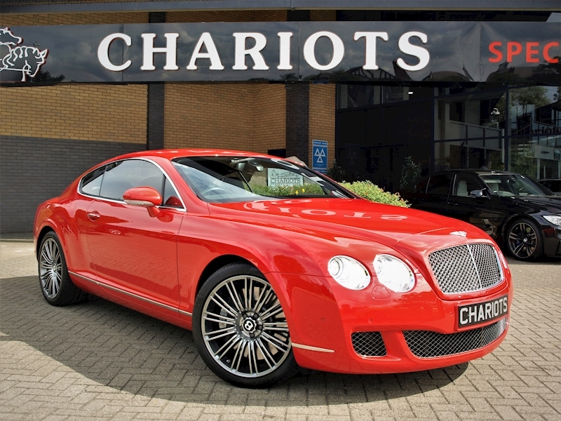 Continental Gt Speed 08My Coupe 6.0 Automatic Petrol