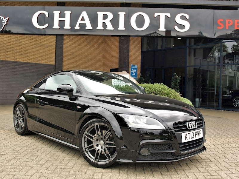 Tt Tfsi Black Edition Coupe 2.0 Manual Petrol