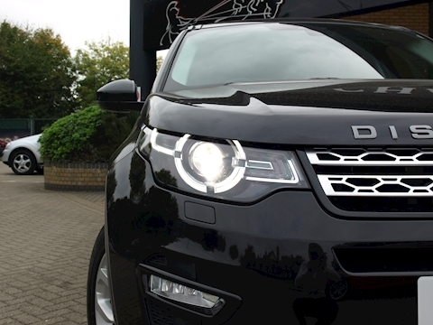 Discovery Sport Td4 Hse Estate 2.0 Manual Diesel