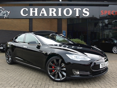 Tesla Model S P85D All Models