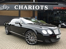 Bentley Continental Gtc Speed - Thumb 1