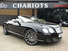 Bentley Continental Gtc Speed - Thumb 0