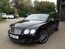 Bentley Continental Gtc Speed - Thumb 6