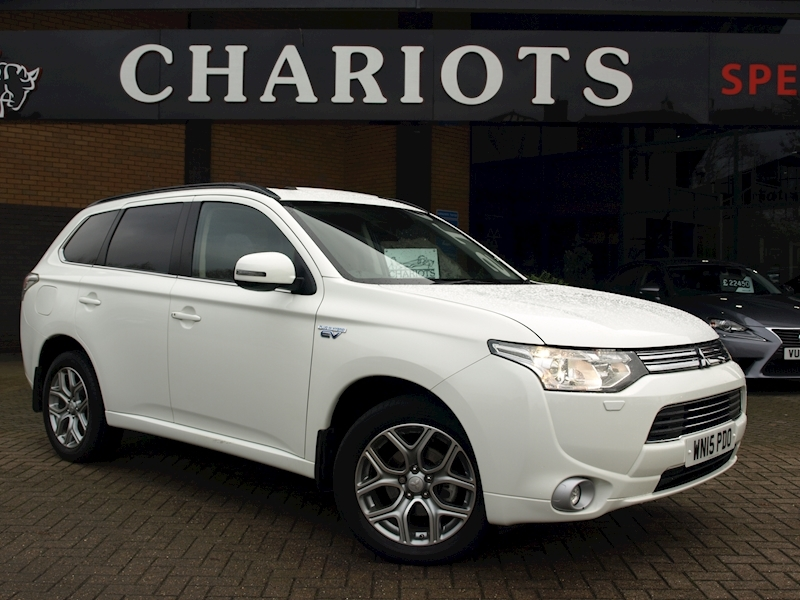 Outlander Phev Gx 4Hs Estate 2.0 Semi Auto Petrol/Electric