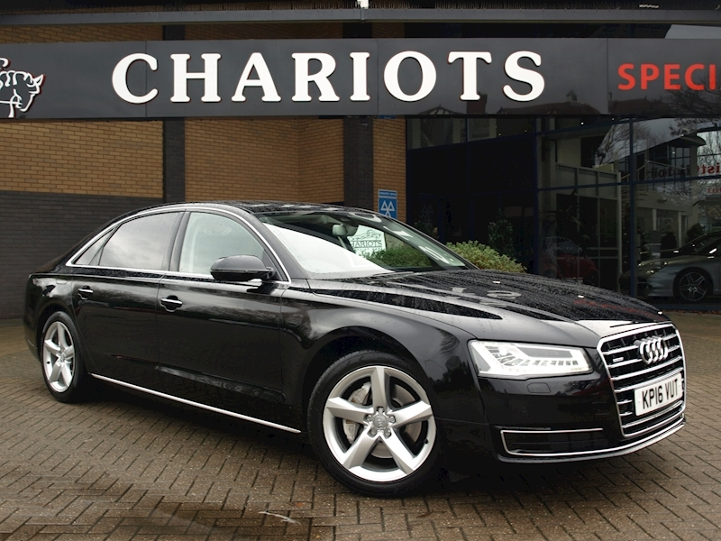 A8 L Tdi Quattro Se Executive Saloon 3.0 Automatic Diesel