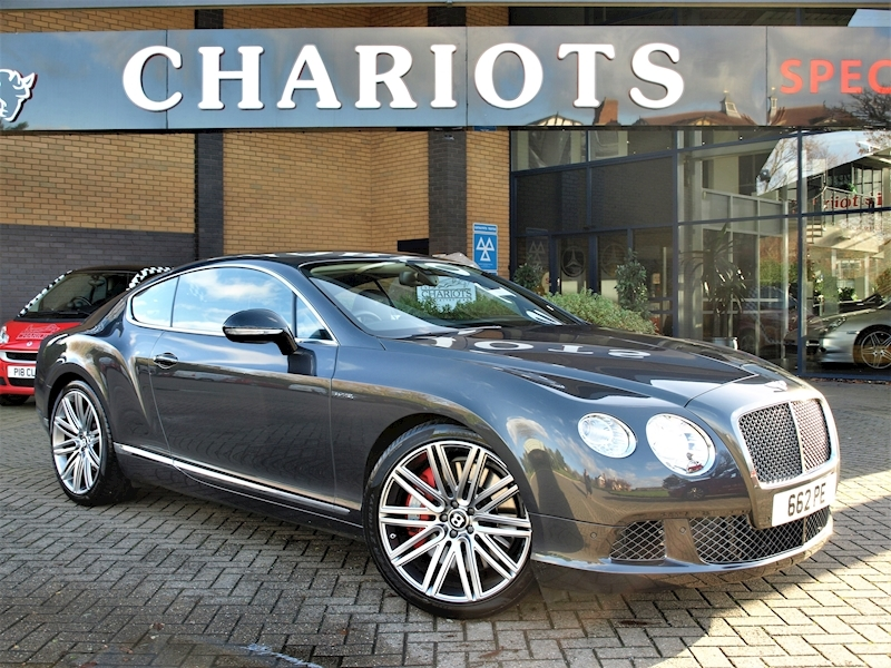 Continental Gt Speed Coupe 6.0 Automatic Petrol