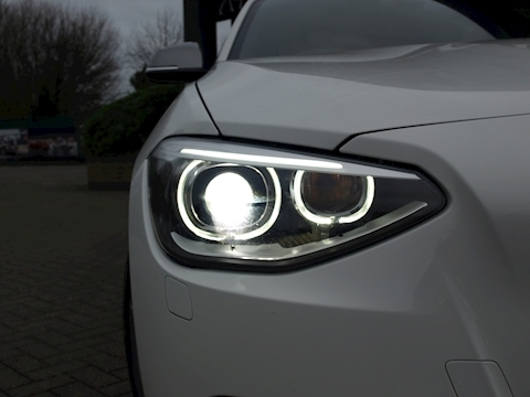 1 Series M135i Hatchback 3.0 Automatic Petrol