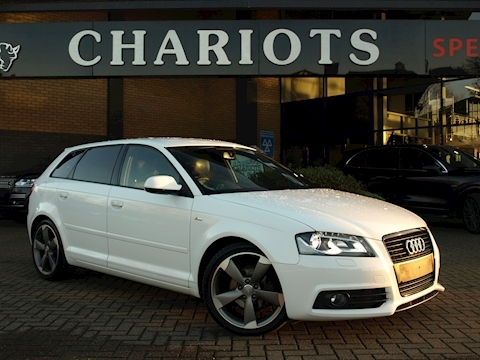 Audi A3 Sportback Tdi S Line Special Edition