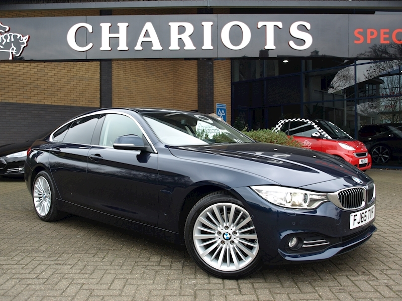 4 Series 420D Xdrive Luxury Gran Coupe Coupe 2.0 Automatic Diesel