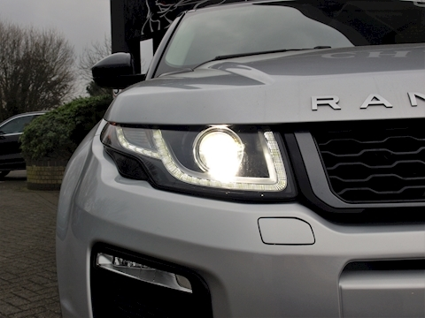 Range Rover Evoque Td4 Hse Dynamic 2.0 3dr Coupe Automatic Diesel