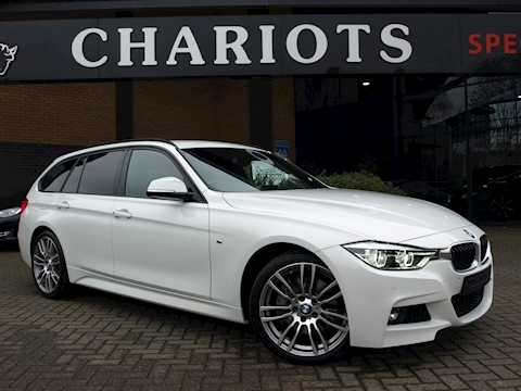 Bmw 3 Series 335D Xdrive M Sport Touring