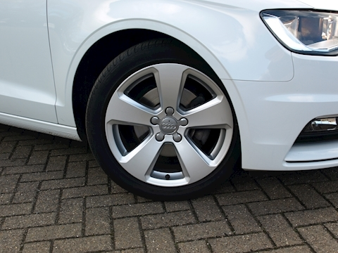 A3 Tfsi Sport Convertible 1.4 Manual Petrol