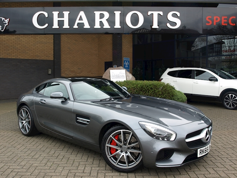 Gt Amg Gt S Premium Coupe 4.0 Automatic Petrol