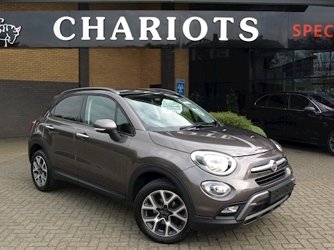Fiat 500X Multiair Cross