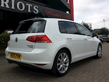 Volkswagen Golf Gt Tdi Bluemotion Technology - Thumb 8