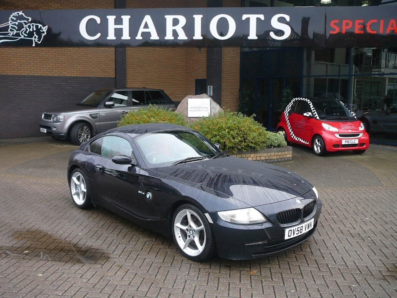 Used Bmw Z4 3 0si Coupe Z4 Si Coupe Chariots Specialist