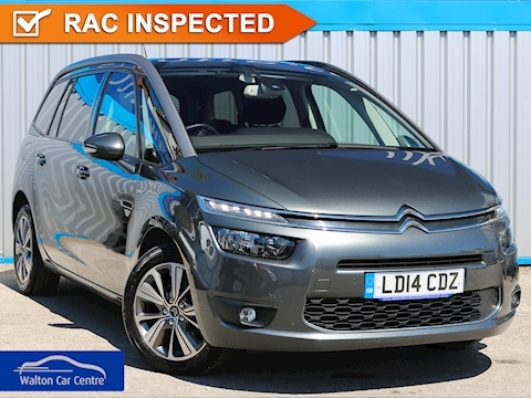 Citroen C4 Picasso Grand E-Hdi Airdream Exclusive Plus