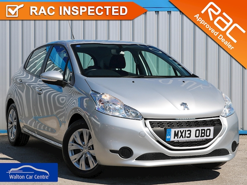 208 Hdi Access Plus 1.4 5dr Hatchback Manual Diesel