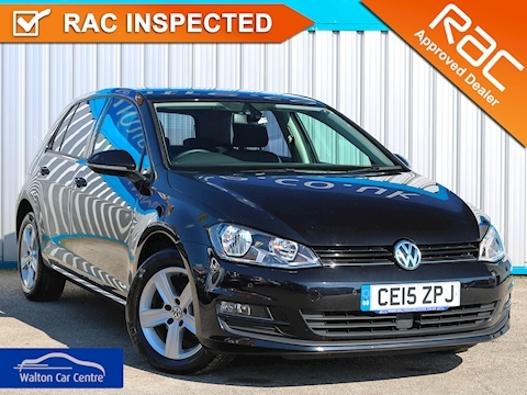 Volkswagen Golf Match Tdi Bluemotion Technology Dsg