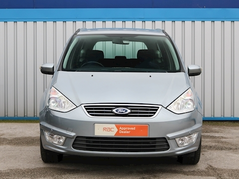 Galaxy Zetec Tdci 1.6 5dr Mpv Manual Diesel