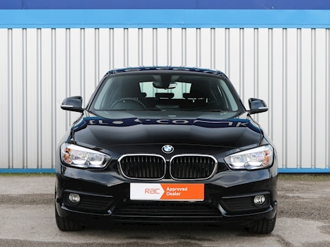 1 Series 116D Ed Plus Hatchback 1.5 Manual Diesel