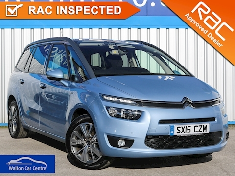 Citroen C4 Picasso Grand E-Hdi Exclusive Plus