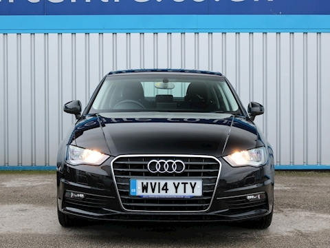 A3 Sport Tdi 2.0 4dr Saloon Manual Diesel