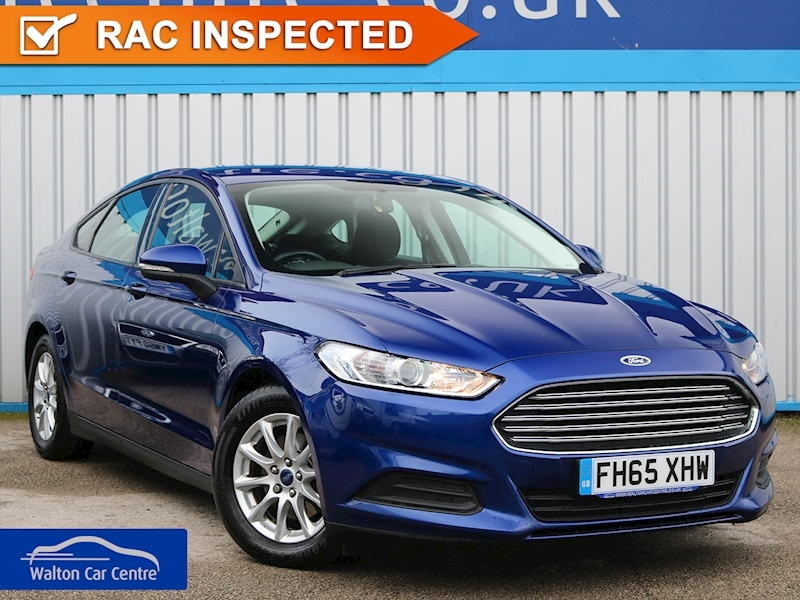 Mondeo Style Econetic Tdci 1.5 5dr Hatchback Manual Diesel