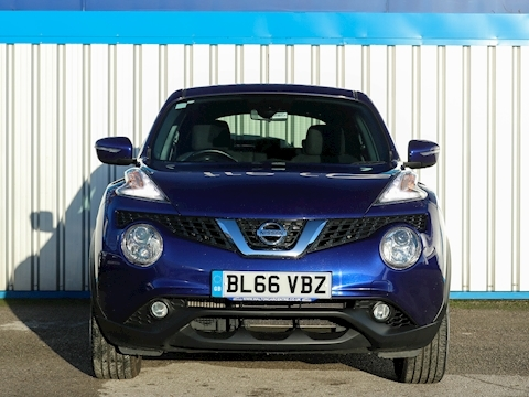 Juke N-Connecta Dci Hatchback 1.5 Manual Diesel