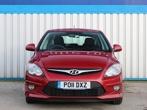 I30 Crdi Classic Hatchback 1.6 Manual Diesel