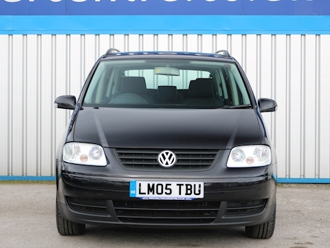 Touran Tdi S 7 Str (90Bhp) Mpv 1.9 Manual Diesel