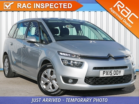 Citroen C4 Picasso Grand E-Hdi Vtr Plus Etg6