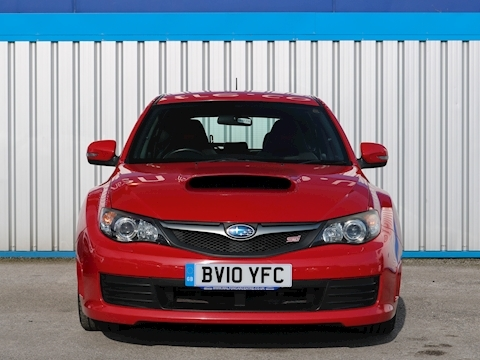 Impreza Wrx Sti Type Uk 2.5 5dr Hatchback Manual Petrol