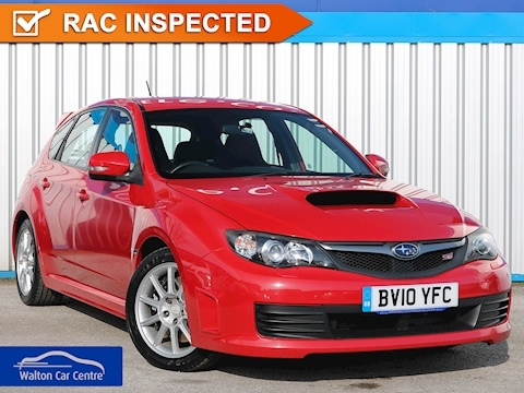 Subaru Impreza Wrx Sti Type Uk