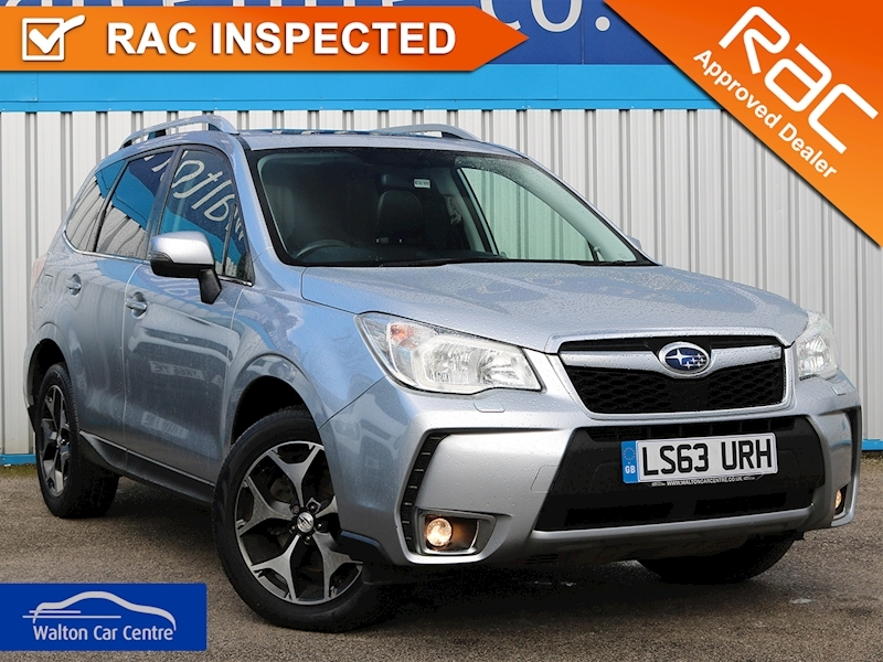 Forester Xt Lineartronic 2.0 5dr Estate Cvt Petrol