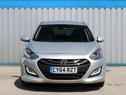 I30 Crdi Active Blue Drive Estate 1.6 Manual Diesel